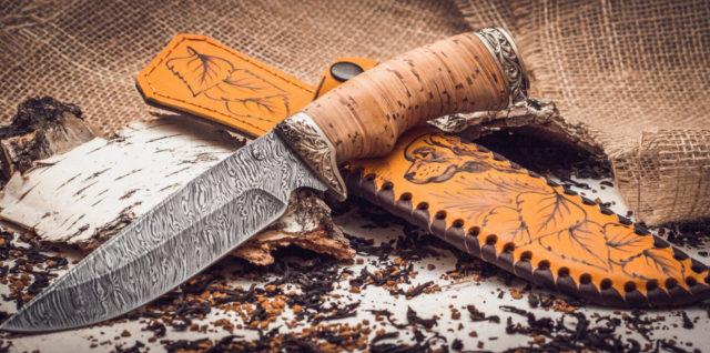 Виды стали в ножах и их свойства